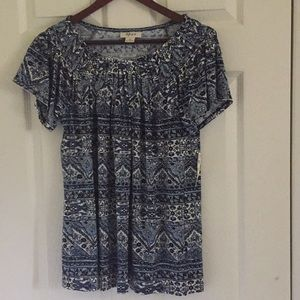 Brand new women ' style& co top size M